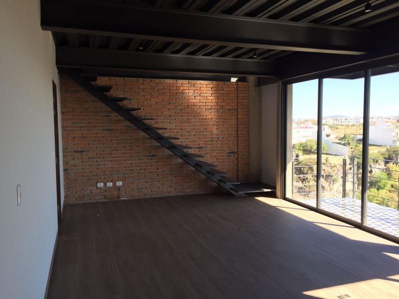 Foto Departamento en Venta en  Fraccionamiento Loma,  Querétaro  Departamento - Loft en Venta Brick Box, Lomas del Marqués