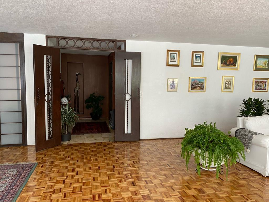 Foto Departamento en Venta en  Lomas de Chapultepec,  Miguel Hidalgo  Lomas de Chapultepec, departamento a la venta en Monte Chimborazo, excelente ubicación (GR)