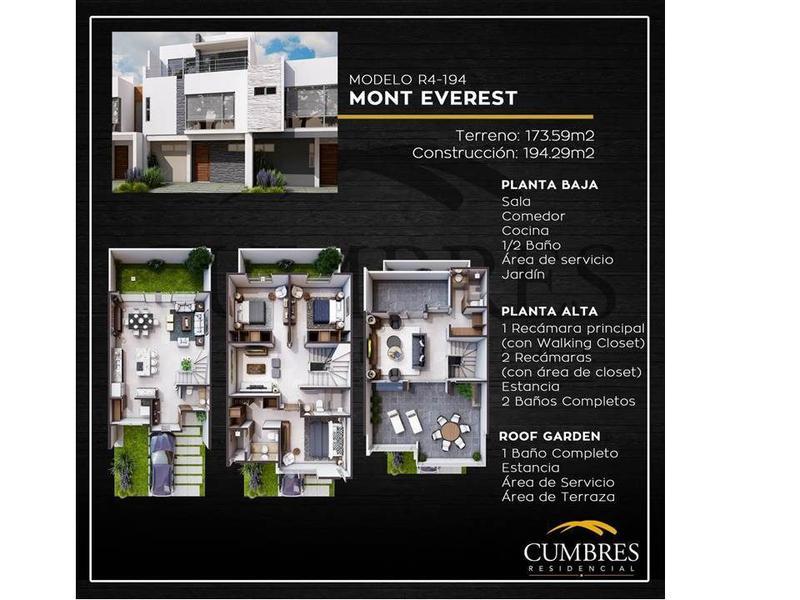 Foto Casa en Venta en  Ejido San Jose Novillero,  Boca del Río  Casa en VENTA en Residencial Cumbres Boca del Río, Veracruz