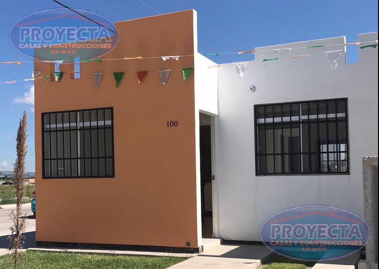 Foto Casa en Venta en  Ampliación Nuevo Milenio,  Durango  CASAS ECONOMICAS CON CUBO DE LUZ PARA CRECIEMIENTO A DOS NIVELES