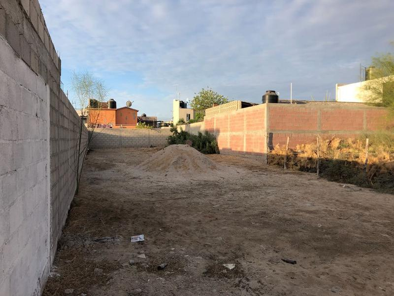 Foto Terreno en Venta en  La Esperanza,  La Paz  TERRENO ERIZO DE MAR