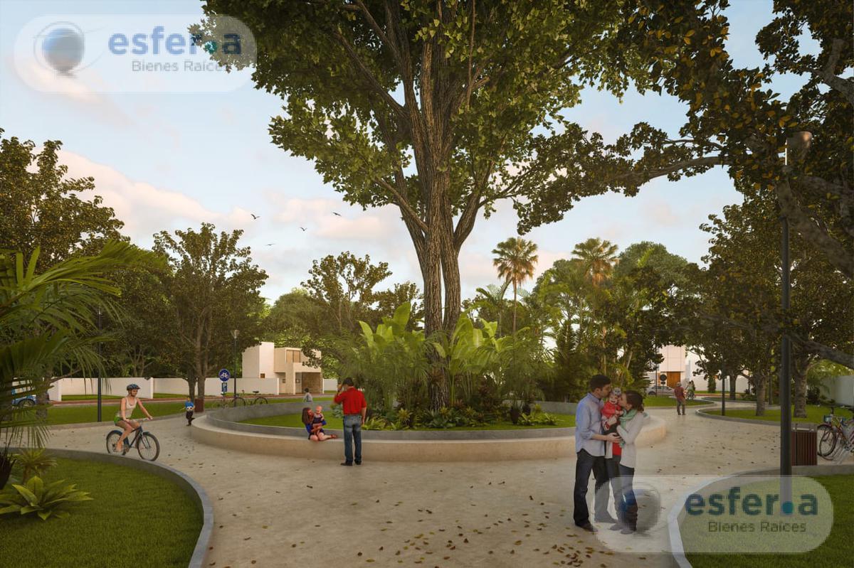 Foto Terreno en Venta en  Huhí ,  Yucatán  Lotes residenciales Rosavento Ciudad Maya
