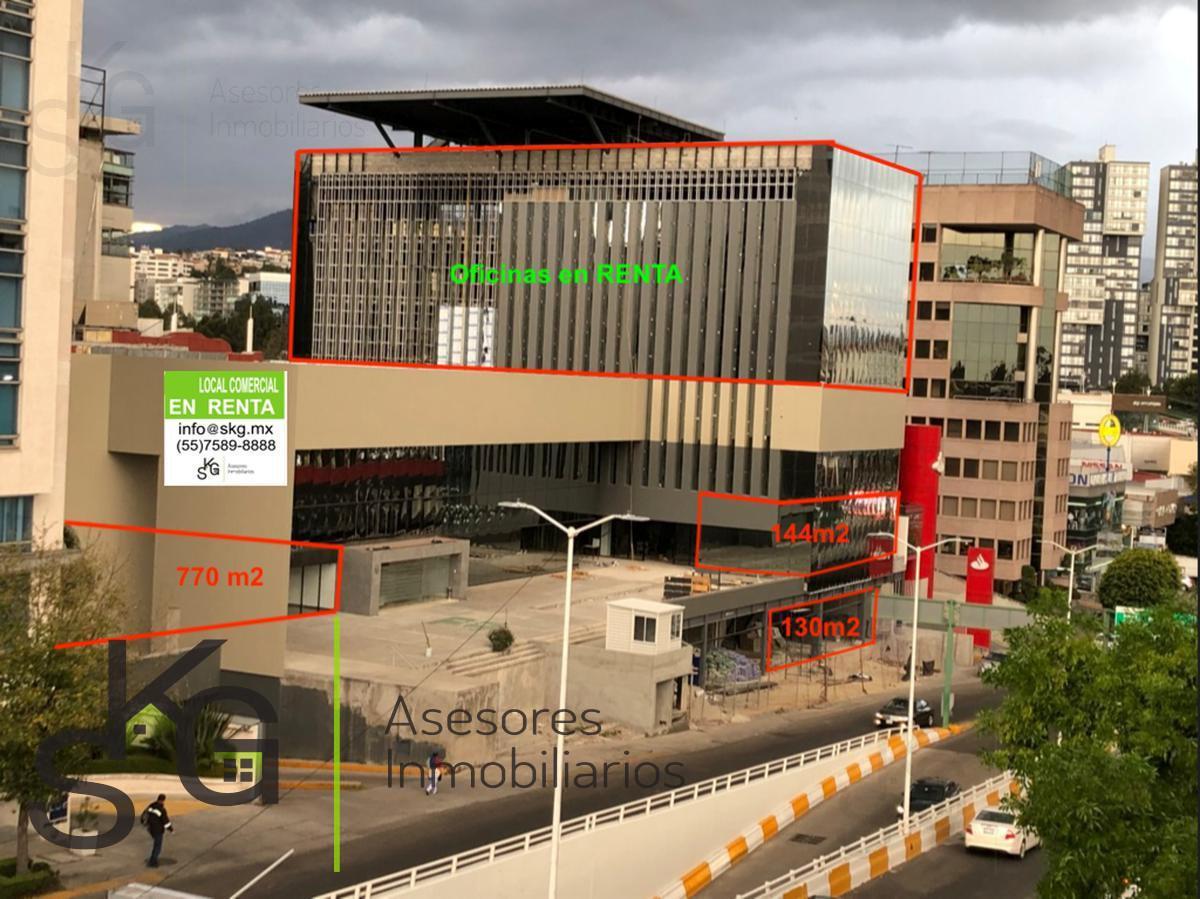 Foto Oficina en Renta en  Interlomas,  Huixquilucan  SKG Asesores Inmobiliarios Rentan Oficinas en Av. Boulevard Interlomas, Interlomas