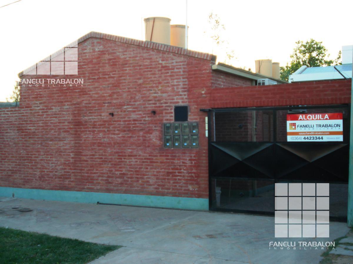 Foto Departamento en Alquiler en  San Martin,  Presidencia Roque Saenz Peña  8 e/ 43 y 45