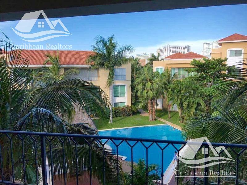 Foto Departamento en Renta en  Cancún ,  Quintana Roo  Departamento en Renta en Isla Dorada Cancún