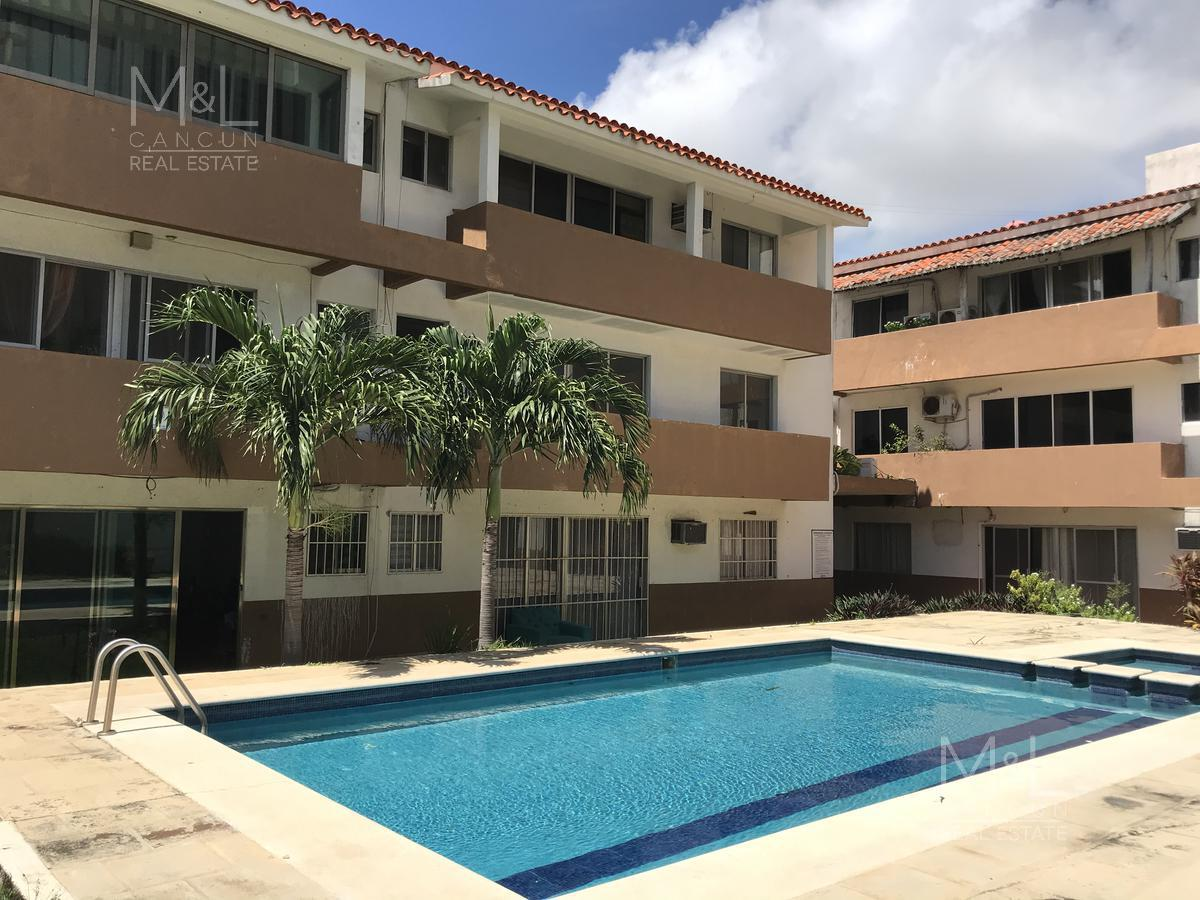 Foto Departamento en Renta en  Supermanzana 15,  Cancún  Departamento en Renta en Cancún 2 recámaras, Residencial Acanceh, Supermanzana 15