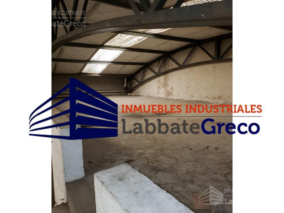 Foto Nave Industrial en Alquiler en  Villa Lynch,  General San Martin  Cuenca al 600
