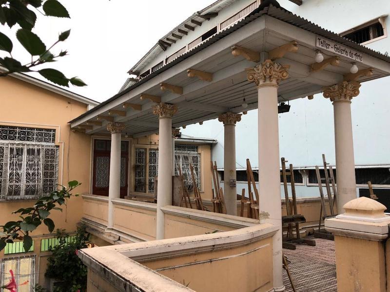 Foto Casa en Venta en  Centro de Guayaquil,  Guayaquil  VENTA DE VILLA EN LAS PEÑAS