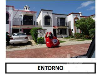 Foto Casa en Venta en  Cancún,  Benito Juárez  CLAVE 61327 CASA EN VENTA, SM 523, SAN GERONIMO, CANCUN, Q. ROO, CESION DE DERECHOS ADJUDICATARIOS SIN POSESION, $1,692,000.00, SOLO CONTADO MUY NEGOCIABLE