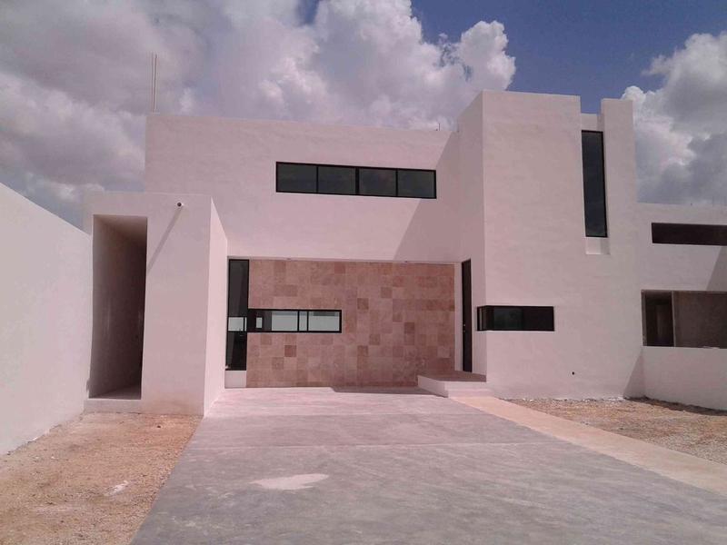 Foto Casa en Venta en  Pueblo Cholul,  Mérida  ¡Casa Lista para Estrenar! en Privada Lunare Cholul