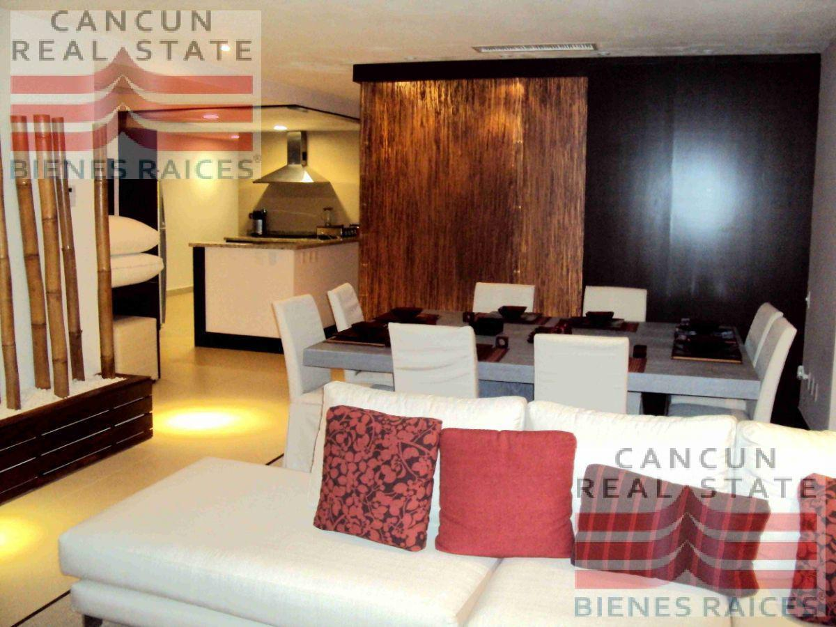 Foto Departamento en Venta en  Zona Hotelera,  Cancún  Porto Fino venta Cancun