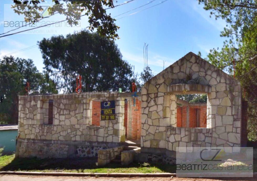 Foto Casa en Venta en  Huasca de Ocampo ,  Hidalgo  CABAÑA EN CONSTRUCCIÓN IDEAL PARA DESCANSO, HUASCA DE OCAMPO, HIDALGO