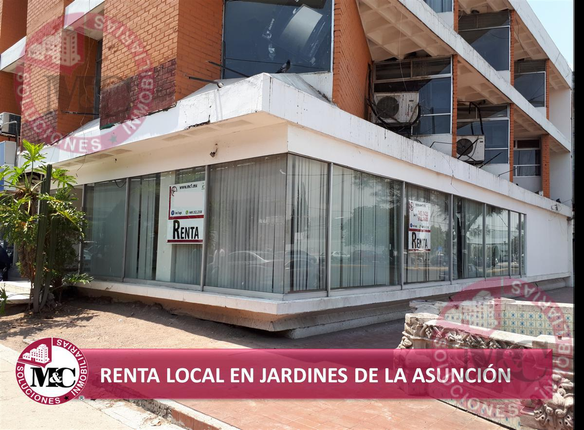 Foto Local en Renta en  Jardines de La Asunción,  Aguascalientes  M&C RENTA LOCAL PARA OFICINA O COMERCIO, EN AV CONVENCIÓN SUR EN AGS