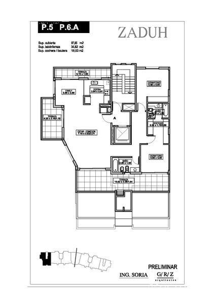 Departamento en Venta en Zaduh a Venta - u$s 350.000