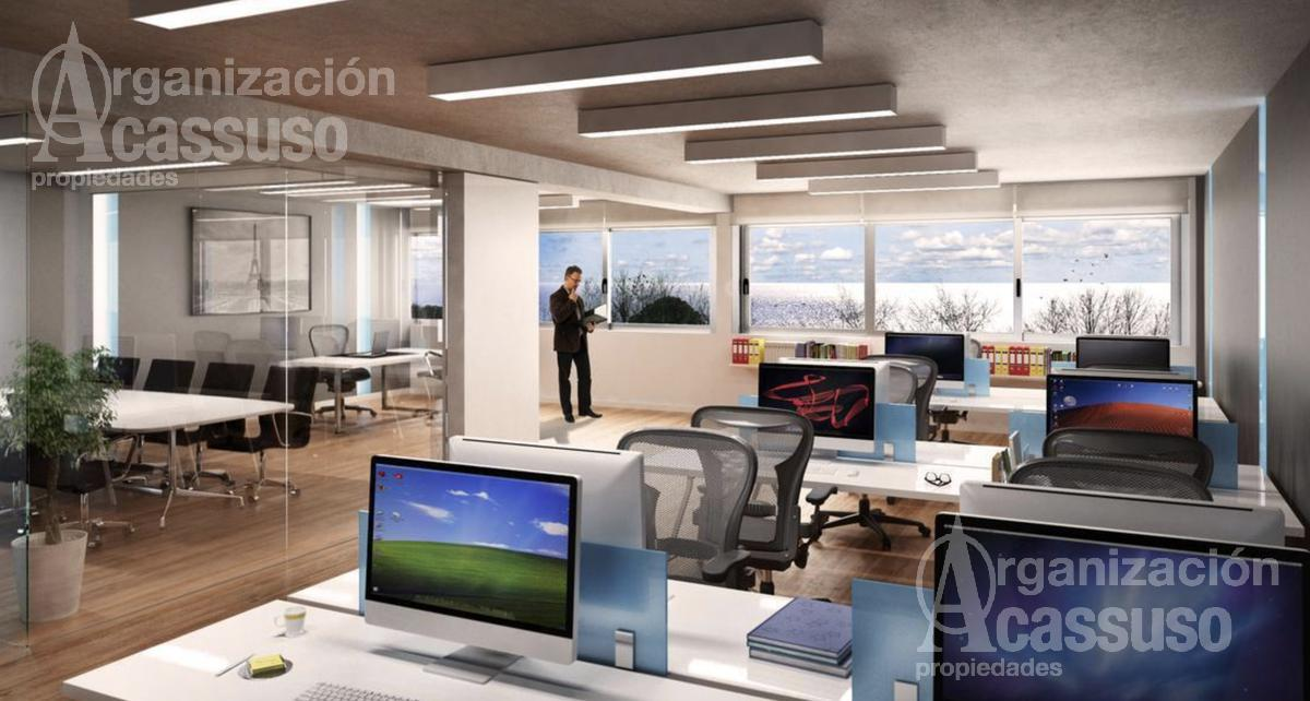Foto Oficina en Alquiler en  Olivos,  Vicente Lopez  Oficina en Palmera Bureau. Con 2 cocheras
