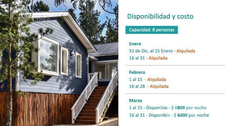 Foto Casa en  en  Barrio Costa Esmeralda,  Pinamar  Sueño Azul - Deportivo II - Lote al 458