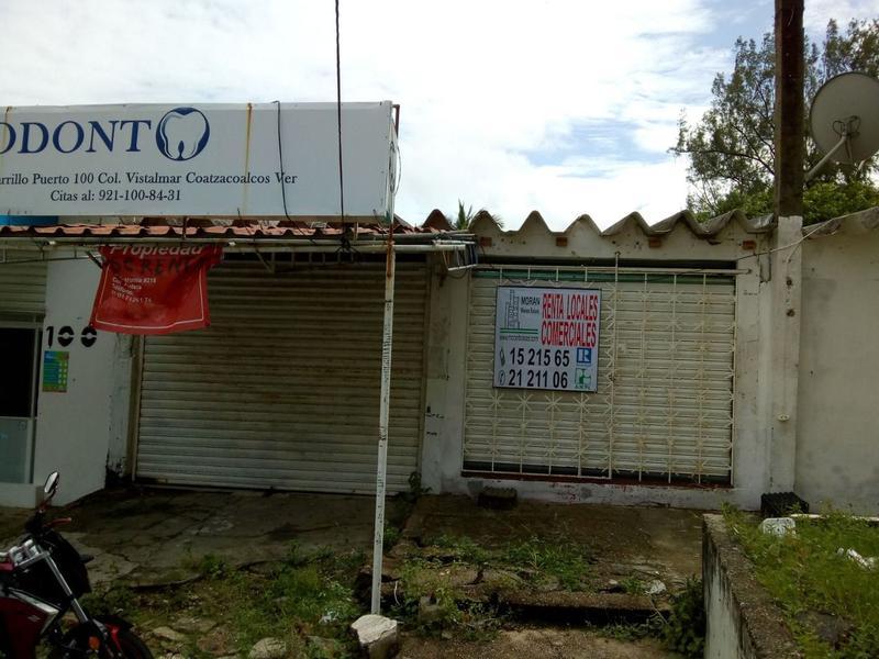 Foto Local en Renta en  Vistalmar,  Coatzacoalcos  Carrillo Puerto s/n esquina Baja California, Coatzacoalcos, Veracruz