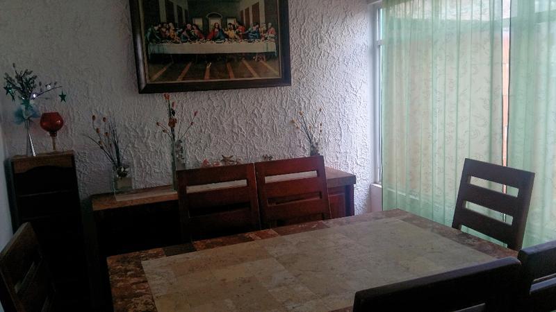 Casa amueblada renta 2 recamarás Brisas del Carmen León Gto.