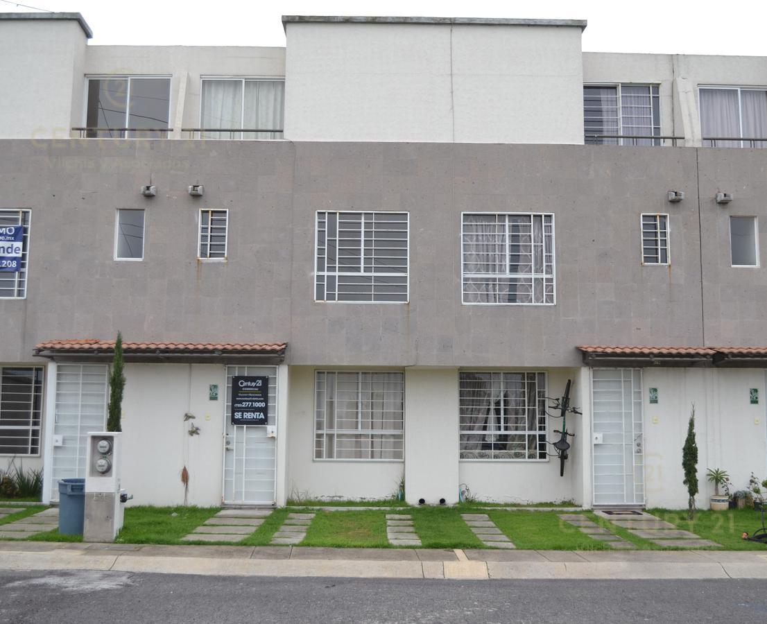 Foto Casa en condominio en Renta en  Lerma ,  Edo. de México  Calle Estrella Fracc. Paseso de Lerma