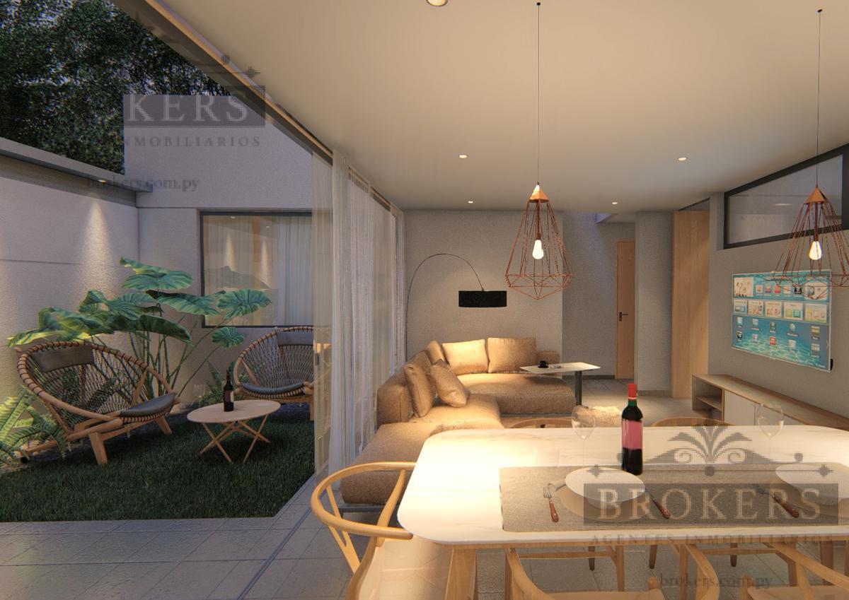 Foto Casa en Venta en  Luque ,  Central  Vendo Duplex A Estrenar Zona Quartier Las Marias, Laguna Grande