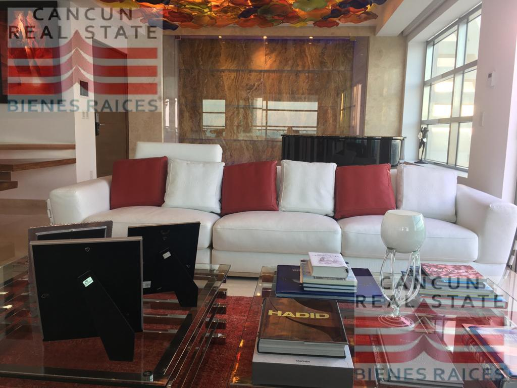 Foto Departamento en Venta en  Puerto Cancún,  Cancún  NovoCancun venta Penthouse
