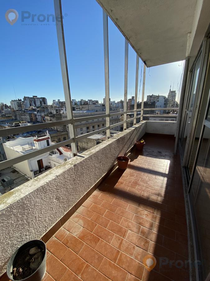 Foto Departamento en Venta en  Centro,  Rosario  San Lorenzo al 900 Piso 8 (no último)