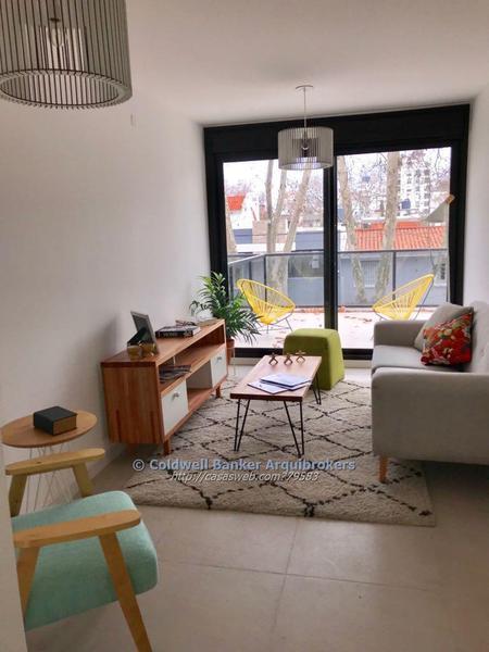 Foto Apartamento en Venta en  Punta Carretas ,  Montevideo  Apartamento 2 dormitorios venta  con garaje doble Punta Carretas