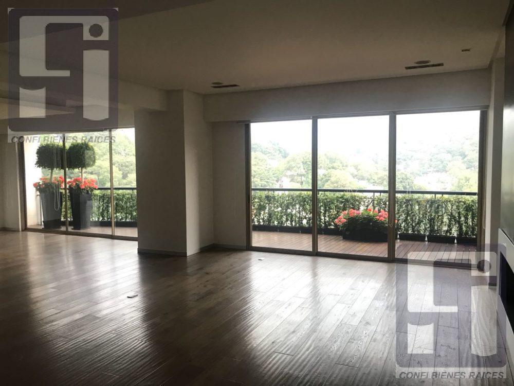 Foto Departamento en Renta en  San Mateo Tlaltenango,  Cuajimalpa de Morelos  Depto.  en Venta Torre Girault - CGBSF