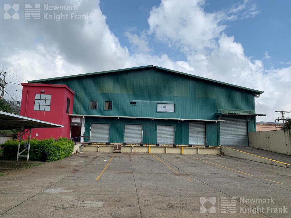 Foto Bodega Industrial en Renta en  Ulloa,  Heredia  Bodegas barreal de heredia