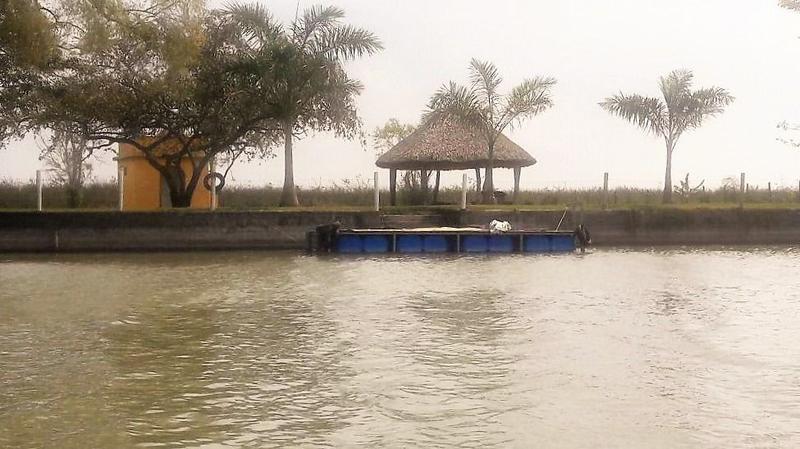Foto Terreno en Venta en  Tampico ,  Tamaulipas  Terreno en Venta sobre Río Tamesí, Tampico