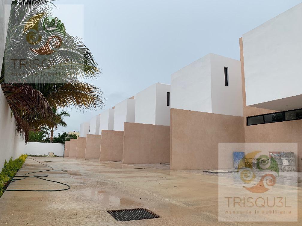 Foto Casa en condominio en Venta en  Santa Rita Cholul,  Mérida  TownHouses en venta Tila Santa Rita Cholul, Mérida Yucatán