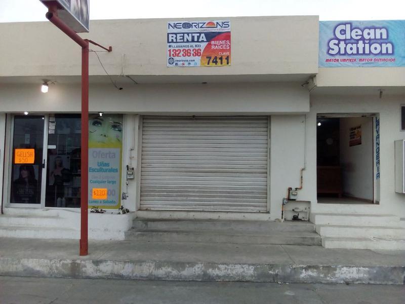Foto Local en Renta en  Ampliacion Unidad Nacional (Ampliación),  Ciudad Madero  Frente a OXXO Local Comercial en Renta en Col. Ampliación Unidad Nacional (4)