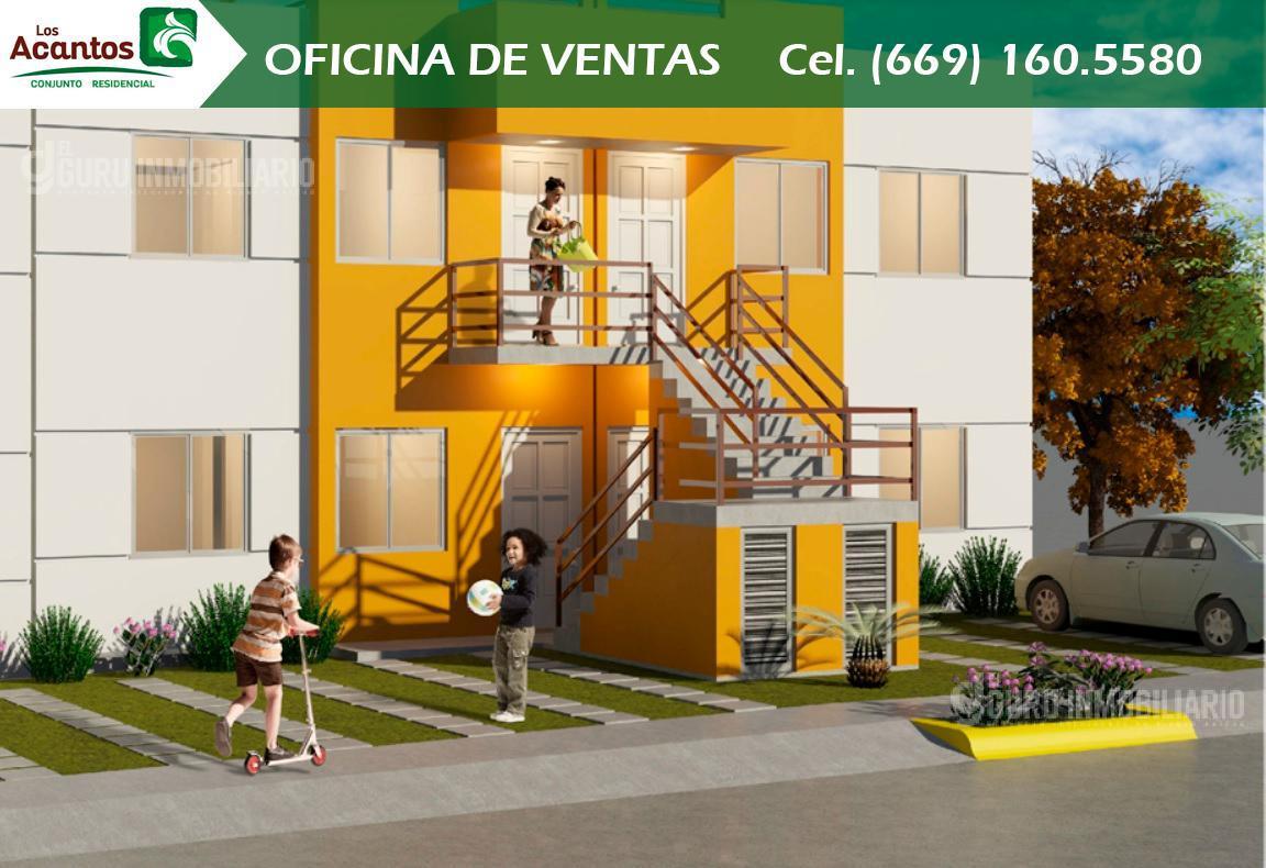 Foto Departamento en Venta en  Villas Del Sol,  Mazatlán  Departamento en Venta en Fracc. Los Acantos
