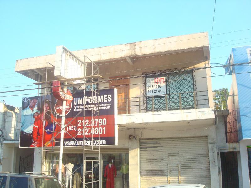 Foto Oficina en Renta en  Coatzacoalcos Centro,  Coatzacoalcos  Av. Ignacio Zaragoza No. 517-Altos, entre las Avenidas Ignacio Allende y 16 de Septiembre, Zona Centro, Coatzacoalcos, Ver.