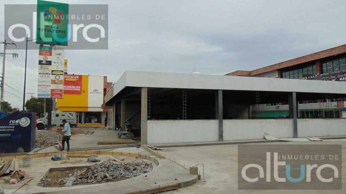 Foto Local en Renta en  Santa María Totoltepec,  Toluca  CALLE TOTOLPEC NO. 102, COLONIA SANTA MARIA TOTOLTEPEC, TOLUCA MEXICO, C.P.50245, COSH0131