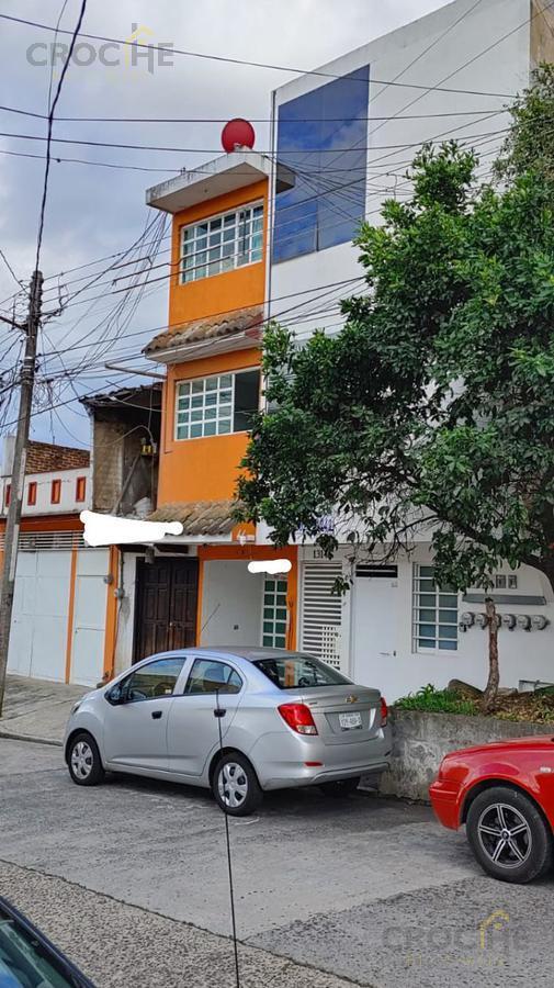 Foto Edificio Comercial en Venta en  Progreso Macuiltepetl,  Xalapa  Edificio Comercial de Departamentos cerca de Av. principal, zona Miguel Aleman