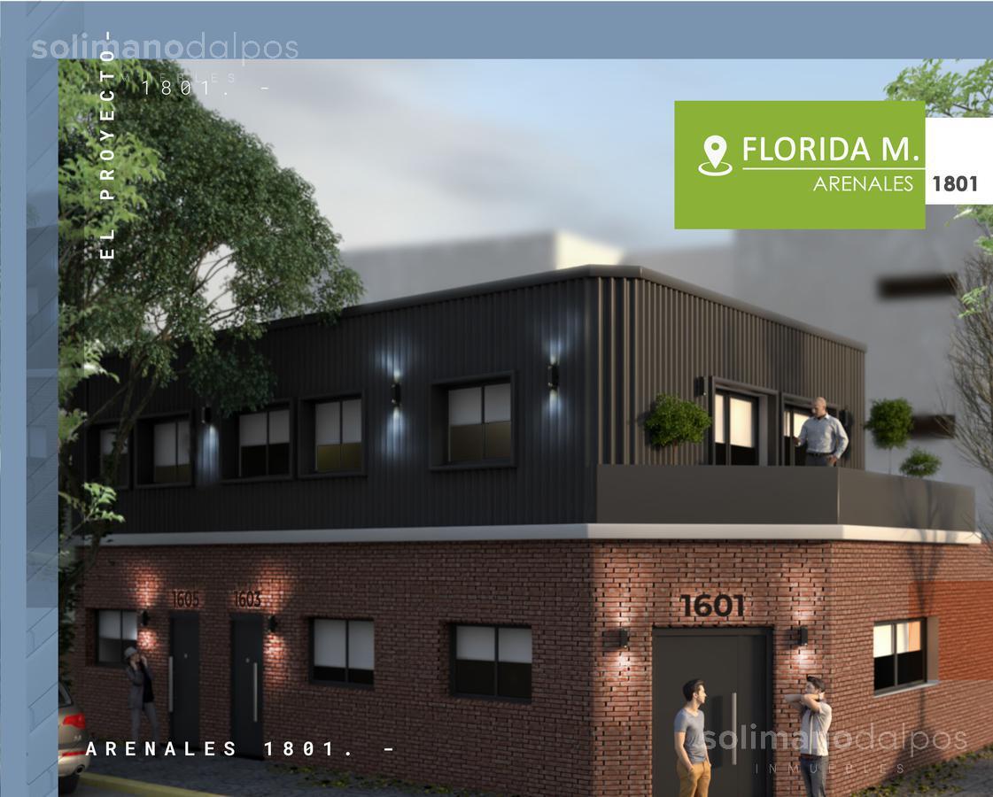 Foto Departamento en Venta en  Florida Mitre/Este,  Florida  Arenales 1801