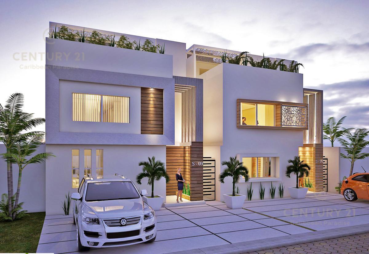 Foto Casa en Venta en  Playa del Carmen ,  Quintana Roo  Casa 3 recámaras en El Encuentro Playa del Carmen P2822