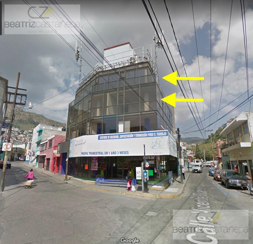 Foto Oficina en Renta en  Centro,  Pachuca  OFICINA, CALLE GUERRERO, PACHUCA HGO