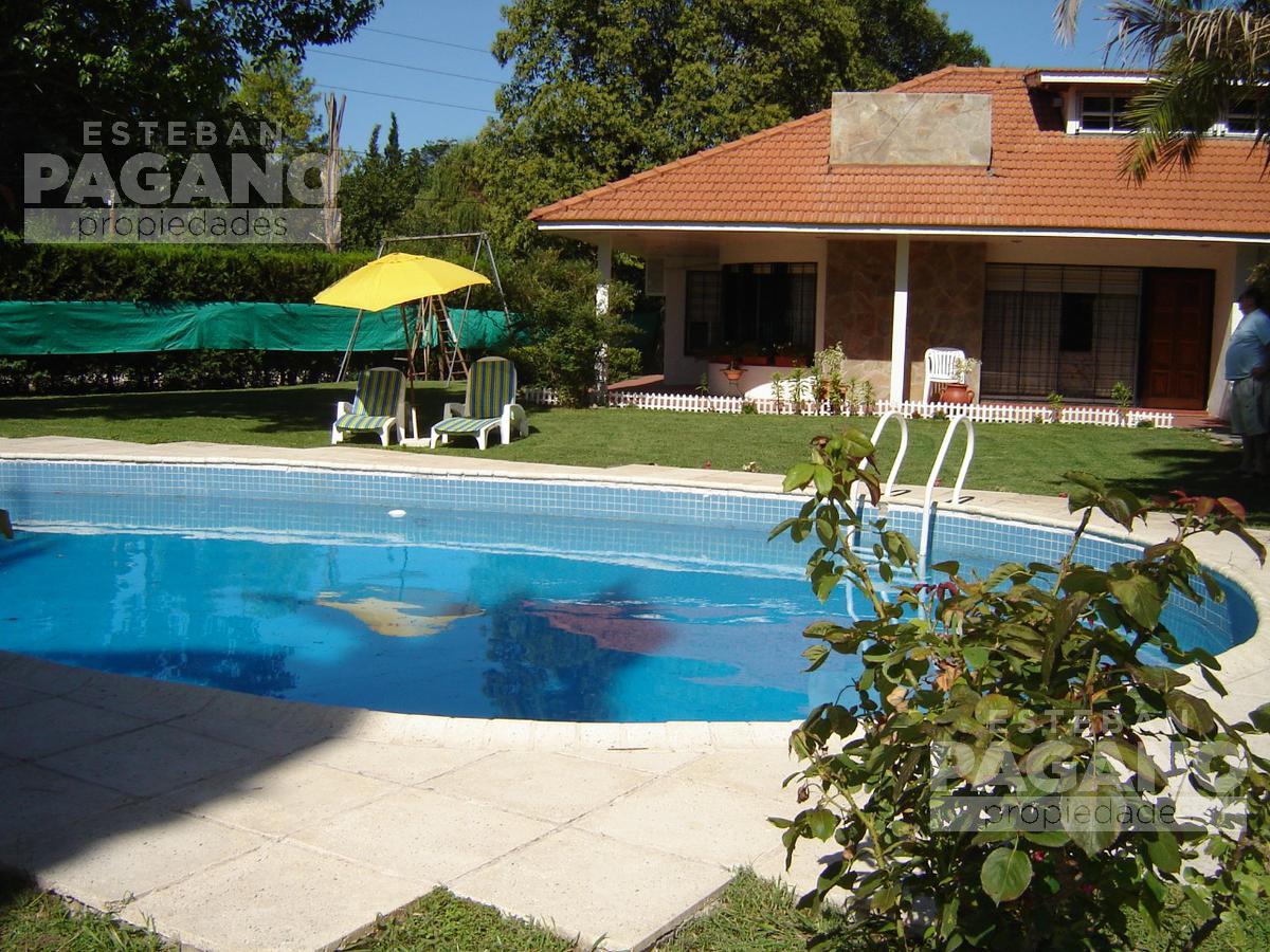 Foto Casa en Venta en  Villa Elisa,  La Plata  408 entre 25 y 26