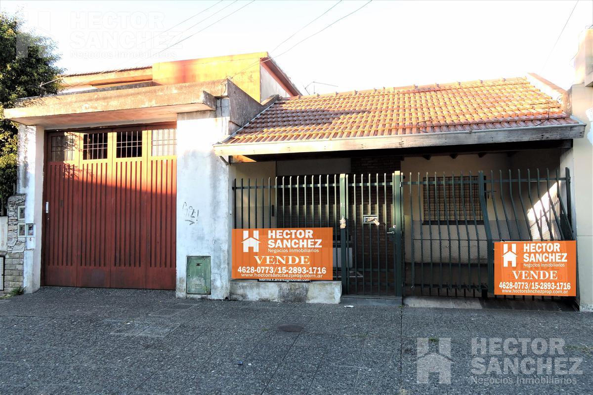 Foto Casa en Venta en  Haedo Sur,  Haedo  Iberlucea al 1400