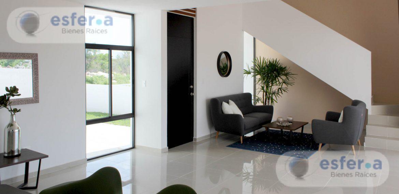 Foto Casa en Venta en  Pueblo Dzitya,  Mérida  Enorme casa en venta al norte de Merida con  Terreno de 600 m2 piscina de regalo San Antonio Plus