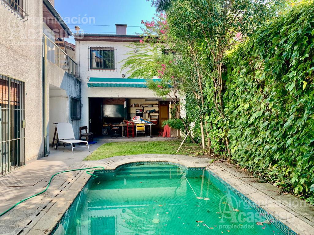 Foto Casa en Venta |  en  Acas.-Santa Fe/Fleming,  Acassuso  Cuyo al 500