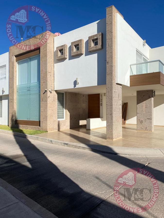 Foto Casa en Venta en  Jesús María ,  Aguascalientes  RINCON DEL PILAR MODERNA CASA EN VENTA