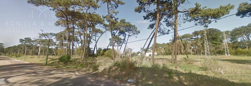 Foto Terreno en Venta en  Cantegril,  Punta del Este  Boulevard Artigas y Avenida del Mar