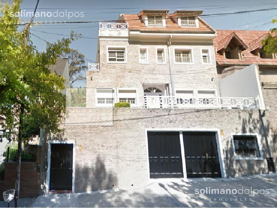 Foto Casa en Venta en  V.Lopez-Vias/Maipu,  Vicente Lopez  Laprida al 1000