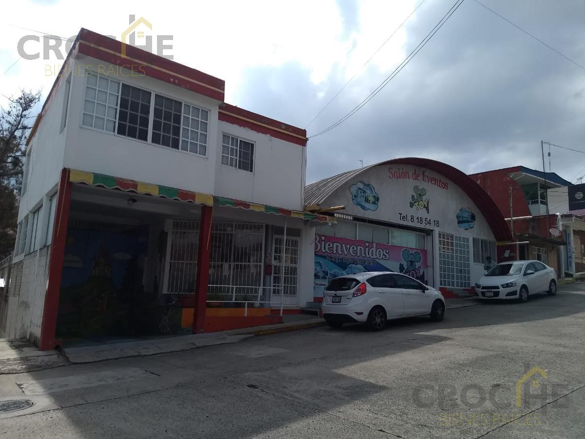 Foto Edificio Comercial en Venta en  Alvaro Obregón,  Xalapa  Propiedad en venta en Xalapa Veracruz , salon de fiestas, colonia Alvaro Abregon