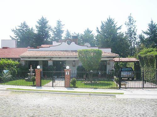 Foto Casa en Venta en  Fraccionamiento Club de Golf Tequisquiapan,  Tequisquiapan  Divina casa de 1 planta.