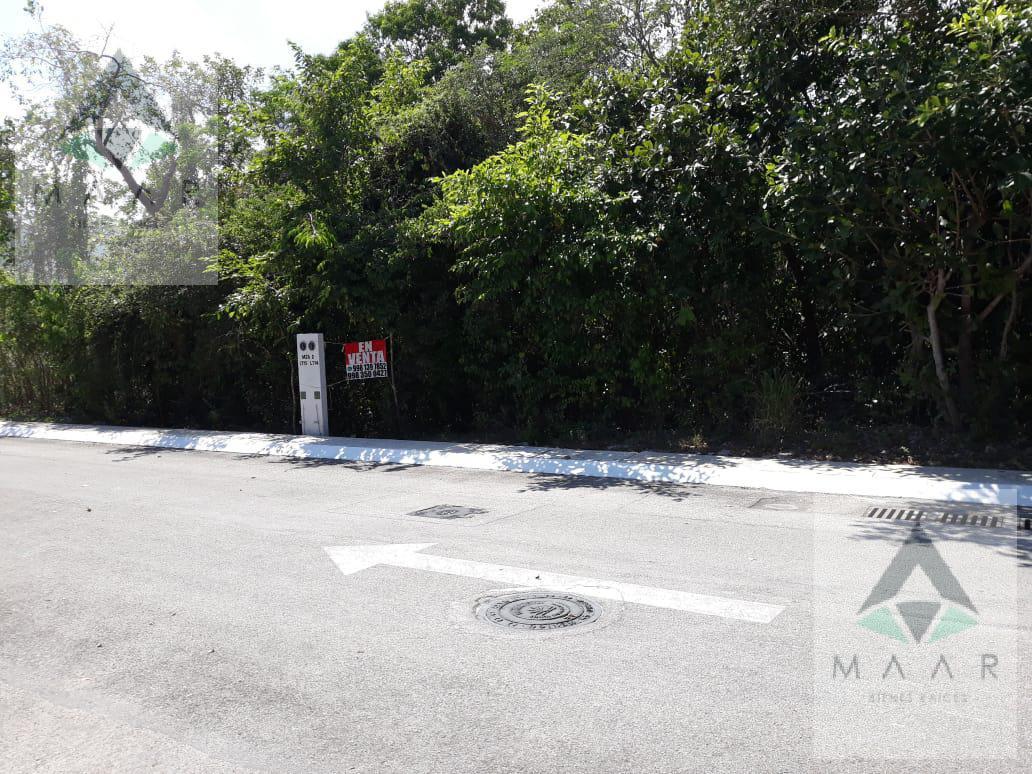 Foto Terreno en Venta en  Quintana Roo ,  Quintana Roo  Se Vende Terreno en Puerto Morelos Residencial Regatta Con  Seguridad 24/7 Con Área Común
