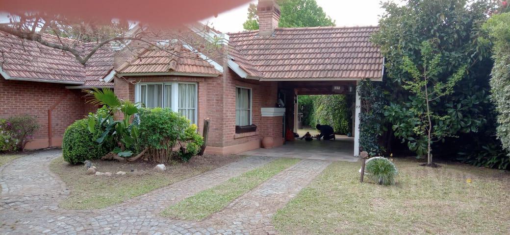 Foto Casa en Alquiler temporario en  Campos De Echeverria,  Countries/B.Cerrado (E. Echeverría)  Canning Campos de Echeverria alquiler temporal